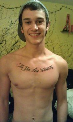 20 Inspiring Bible Verse Tattoos | Unique Tattoo Ideas