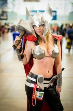 Lady Thor (Marvel Comics) by Toni Darling