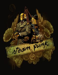 steampunk illustration - Cerca con Google