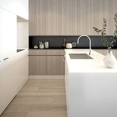O N L Y F L E M I N G T O N We are excited to have been specified into the new 'Only Flemington' apartments on Ascot Vale Rd. Our Vivid Slimline Sink Mixer features in this fresh kitchen design! Architect: DKO by phoenixtapware Kitchen Furniture, Kitchen Interior, Kitchen Dining, Small U Shaped Kitchens, Ascot Vale, Kitchen Images, Kitchen Ideas, E Room, Design Your Kitchen