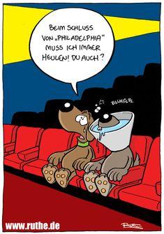 Cartoon | damit das nicht passiert: #Mondkragen vom www.dogsloveshop.de für Hunde! Die Alternative zum Plastiktrichter