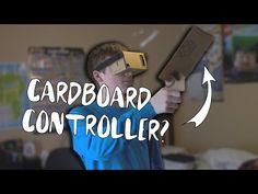 (1) Google Cardboard Controller??   Realtrigger vr - YouTube