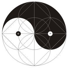 Yin Yang as Sacred Geometry