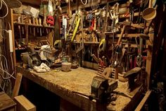 Old workshop - Royalty Free Images, Photos and Stock Photography :: Inmagine