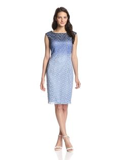 Sandra Darren Women's Sleeveless Ombre Lace Sheath Dress, http://www.myhabit.com/redirect/ref=qd_sw_dp_pi_li?url=http%3A%2F%2Fwww.myhabit.com%2Fdp%2FB00PAJNLUW%3F