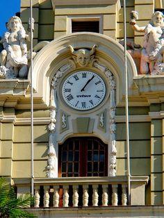 Cervejaria (Brauhaus) Continental. Porto Alegre, RS