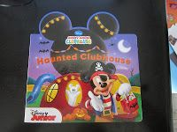 Accountant By Day: Halloween Books for Kids 4 and Under: Goodnight Goon and Mickey Mouse's Haunted Clubhouse