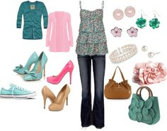 Casual to Classy! :), created by mnboyd on Polyvore