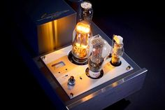 Mono and Stereo High-End Audio Magazine: Line Magnetic LIM LM-503PA