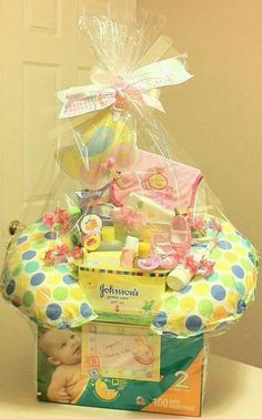 If You Are Wondering How To Put Together A Hamper For A Baby Shower   Then  Look No Further. New Parents Will Always Appreciate The Thought Youu0027ve Put  Into