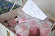Blushing Bride #candle gifts