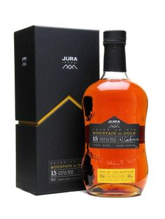Isle of Jura Mountain of Gold / 15 Year Old / Pinot Noir Finish : Buy Online - The Whisky Exchange