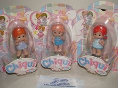 Chiqui-Baby-Born-Set-mit-3-Puppen-je-ca-5cm-gross-Zapf-Creation-811450-NEU