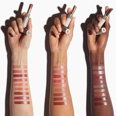 We've got a shade of Sheer Genius Conditioning Lipstick for every mood. Natural Essential Oils, Natural Oils, Clean Makeup, Castor Oil, Your Lips, Clean Beauty, Lip Colors, Plant Based, The Balm