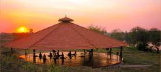 Ayur Yoga Ashram India Offers 200 Hour Yoga Teacher Training For Intermediate or Advanced Yoga Students. Spread over 18 acres and located riverside, AyurYoga Ashram nearby Mysore, Ayurveda Retreats and Spritual Retreats.
