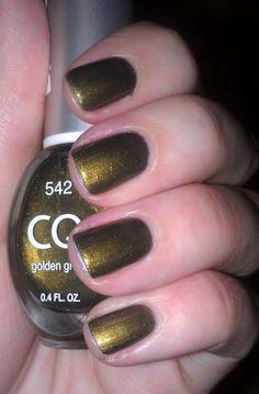 CQ Golden Green