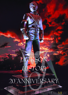 HIStory: Past, Present and Future, Book I; 20 years of the most personal Michael Jackson Album.  http://www.mjvibe.com/history-past-present-and-future-book-i-20-years-of-the-most-personal-michael-jackson-album/