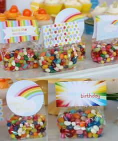 candy bag for a fishing theme party - Google Search