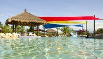 Lagoon pool at Cairns Coconut Holiday Resort