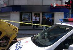 İstanbul Sancaktepe'de silahlı banka soygunu!