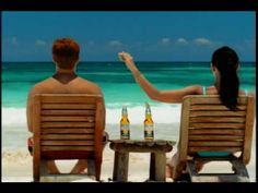 While Corona has never really used comedy within their campaigns (they're more widely known for their serene beaches and promoting a life of leisure), they hit gold when they took their all-too-familiar beach setting and added a splash of dry humor.