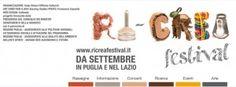 """Nell'ambito del RI-CREA Festival è indetto il concorso artistico nazionale """"RI-CREA, il concorso"""" per promuovere, attraverso l'arte, il design, le immagini e la moda, la cultura del riuso creativo. Le proposte selezionate per tramite del concorso artistico saranno presentate nel corso del"""