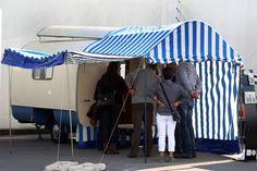Auch eine Knospe durfte beim Jubiläumsfest nicht fehlen. Mit der Knospe begann 1955 das erste Kapitel der Erfolgsgeschichte des heutigen Caravan-Unternehmens LMC Caravan GmbH & Co. KG #Knospe #LMC #60JahreLMC #Jubiläumsfest