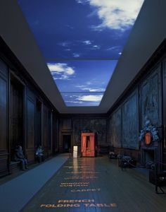 Universal Design Studio has designed a theatrical temporary exhibition, Secrets of the Royal Bedchamber, at Hampton Court Palace.