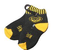 Lil' Owl Socks featuring Owl Face logo. FREE SHIPPING until 01/19! Owl Socks, Digital Textbooks, Kennesaw State, Owl Kids, Free Shipping, Logo, Face, Logos, The Face