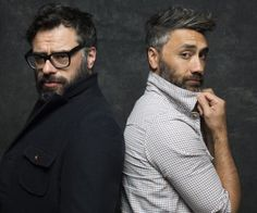 Nerdist Podcast: Jemaine Clement and Taika Waititi