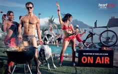 Heart 104.9FM - On Air: Pool Party. By http://www.the-greenhouse.co.za
