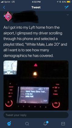 Lyft drivers doing anything for 5 stars http://ift.tt/2EmweyT