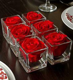Infinite Rose Cube Set
