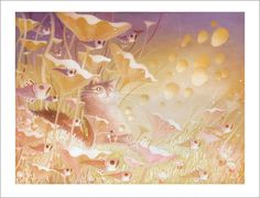 Mall - Print - Toro Nagashi - Nucleus | Art Gallery and Store