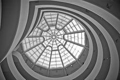 Guggenheim Museum, New York, USA.