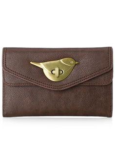 Chester Chubby Bird Wallet
