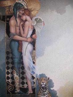 Michael Parkes - Artist