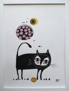 cats n' cats #illustration #art
