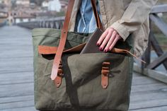 canvas bag women handbag canvas tote bag for women от DiGeordie