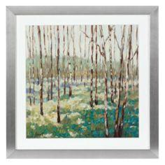 Blue Green Trees $89.95