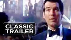 Tomorrow Never Dies (1997) Official Trailer - Pierce Brosnan James Bond ...