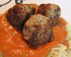 Turkey Meatballs, A Favorite Family Recipe