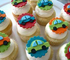 Car Cupcakes | Flickr - Photo Sharing!