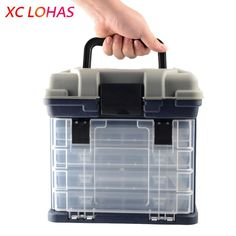 New Arrival -  Fishing Tackle Bo... Check this out  http://sportsworldbymj.com/products/fishing-tackle-box-for-all-your-lures-and-accessories-27x17x26-cm-5-layer-pp-abs-high-quality-plastic?utm_campaign=social_autopilot&utm_source=pin&utm_medium=pin