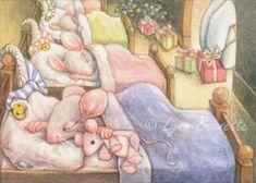 Art by Lynn Bonnette: December 2010