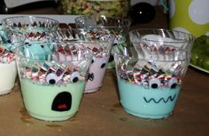 """Beth Kruse Custom Creations: monsters incorporated """"we scare because we care"""""""