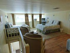 First Street Suites #5 | Joseph Oregon Lodging