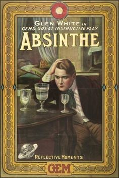 Absinthe  ~ A drink with a following & a fascination... Repinned for you by Karen of AZdesertTrips.com