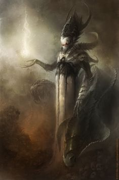 King of Hell by ~m-hugo on deviantART