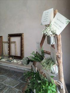 Tableau de Mariage - tema matrimonio Erbe Aromatiche // wedding planner e designer: Un Giorno su Misura